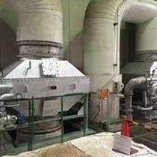 ゴミ処理施設向け熱交換器