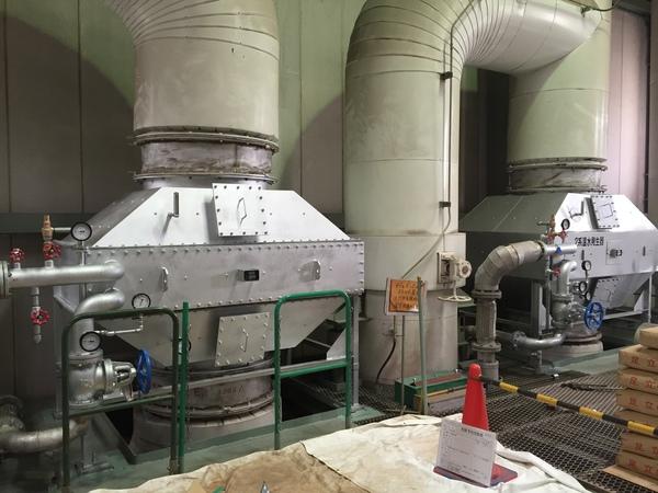 ゴミ処理施設向け熱交換器のサムネイル